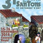 Foire aux santons et à l'Artisanat St -Maximin la Sainte-Baume