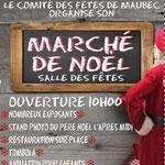 Marché de Noël de Maubec