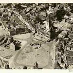 Puinruimen na het bombardement ©Geschiedenis Zeeland