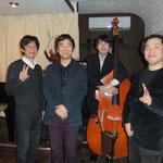 2014.1.18 岡田嘉満T.Sax ライブ