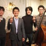 2015.2.21 内田聖次 Trio & Special Guest 池田 篤