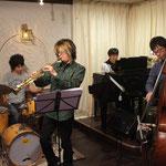 2014.11.1 ひび則彦sax LIVE