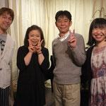 2014.4.5 堤智恵子sax ライブ