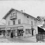 11. Möbelgeschäft Kreutzberger in den 50er Jahren
