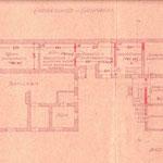 11. Bauplan von 1949