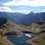 Le lac d'Iseye