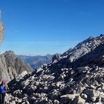 Plus haut des sommets mythiques, les aiguilles d'ansabère