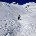 L'hiver offre des possibilités en raquettes, ski de rando et ski de  piste