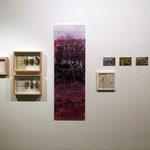 Zeitspeicher-ERINNERUNG , 2011 Installation bei der Ausstellung :goldexe