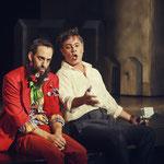 Un Barbier - Rossini (Opéra de Rouen 2017) © Marion Kerno