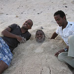 Ahmed - Tiger in the sand - Mustafa
