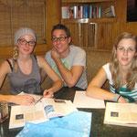 Unsere 3 AOWD'ler von der Tour am 10. November 2011 -  Anja, Manolito und Vera - Congratulation!