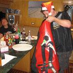 Santa Claus Bernd