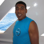 Momo, our Seaman and great DJ :-)