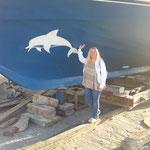 Die Chris hat neue Delphine bekommen :-D