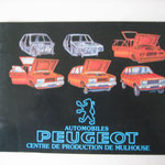 Centre production Mulhouse 1980 Foto 86
