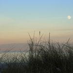 Sonnen-Mondscheinhimmel