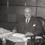 Johannes Hoffmann im Jahr 1934, Außenseiter im Kampf gegen den braunen Terror [© Landesarchiv Saarbrücken]