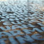 Gedenktafel an der Gedenkstätte Hinzert [© Edition Schaumberg]