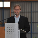 der Landestrainer Holger Jansen