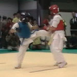 横田恋選手