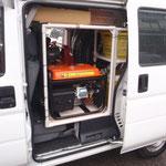 修理のあらゆるケースに必要な部品も多数搭載!