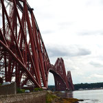Eisenbahnbrücke über den Firth of Fourth