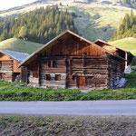 Altes Bauernhaus in Pfafflar
