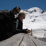 So macht das Erklimmen der Berge auch Spaß ;-)