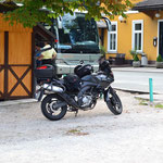 Rast in Bled