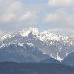Blick vom Haimingerberg nach Norden