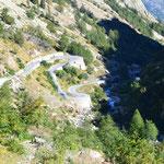 Am Weg zum Colle de La Lombarda