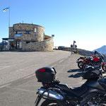 Auf der Edelweißspitze 2571m