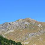 Zum Col de la Bonette