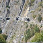 Naaturtunnel im Elvatal