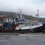 Hafen in Ullapool