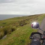 Die Strecke und die Landschaft ist einfach toll!