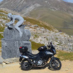 Pantanidenkmal am Col dei Morti