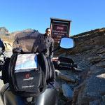 Am Col de Nivolet