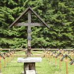 Militärfriedhof - 1. Weltkrieg