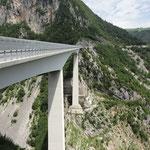 Brücke Richtung Enego