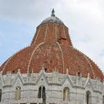 Kuppel des Baptisteriums