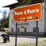 Passo della Mauria