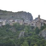 Am Weg zum Col de la Couillole