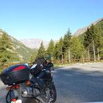 Durch das Valle di Loccana Richtung Col de Nivolet