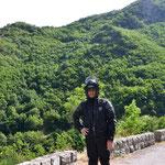 Am Weg zum Col de Turini