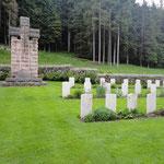 Britischer Militärfriedhof