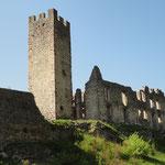 Ruine Castel Mani bei San Lorenzo