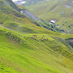 Richtung Col du Glandon