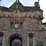Edinburgh Castle - Eingangsbereich